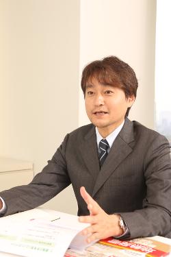 サンパワージャパン株式会社日本代表 田尻 新吾氏