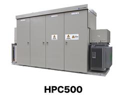 太陽光発電用の高圧盤・パワコン一体型システムが100台以上売れる