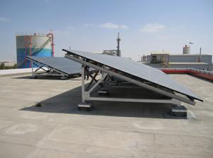 昭和シェル石油、アブダビ首長国で太陽光発電システム導入実験事業