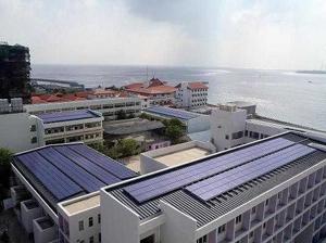 京セラ、豊田通商などとモルディブへ合計675kWの太陽光発電システムを供給