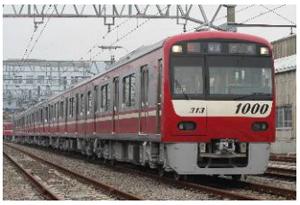 京急電鉄、LED照明を採用した「京急環境電車」でエコ活動をPR