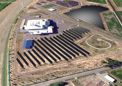 北海道江別市、1.5Mのメガソーラー建設に基本合意