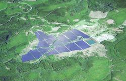 大林組、熊本県芦北町で15MWのメガソーラー