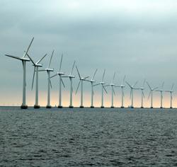 日立、世界初 5MW級ダウンウィンド洋上風力発電システム開発に着手