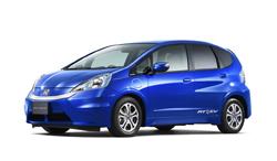 ホンダ、日本仕様「フィットEV」が一充電で225キロ走行