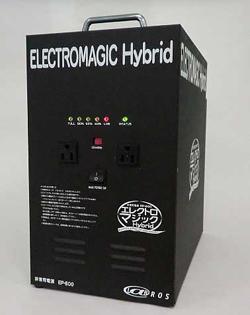 日本初 太陽光・風力発電対応 多用途に使える複合電池式非常用蓄電池発売