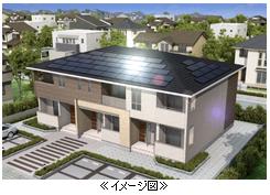 大東建託、賃貸住宅で屋根貸しによる太陽光発電事業、3年後に50MW規模に