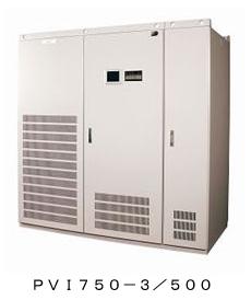 富士電機、小規模メガソーラー用パワコンとして500kW品の容量系列を発売