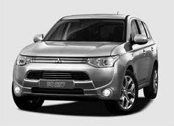 三菱自、世界初SUV型プラグインハイブリッド車を2013年初頭に発売