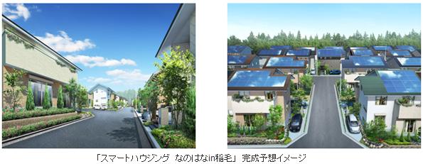 千葉県でエス・バイ・エルの大規模スマートタウンが販売開始