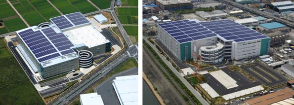 プロロジス、埼玉県・千葉県・大阪府などの物流施設屋根で太陽光 合計24MW