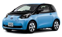 トヨタ、新EV「eQ」を公開、2015年までに新型HVを21モデル投入