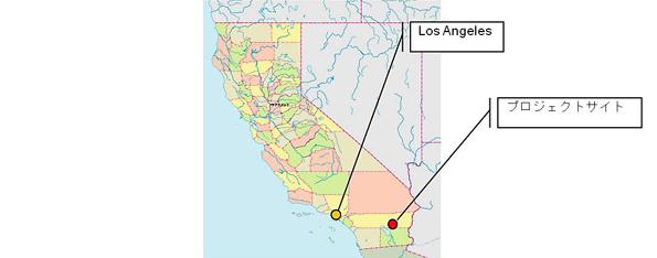住商、米国カリフォルニア州で世界最大級550MWの太陽光発電事業へ参画