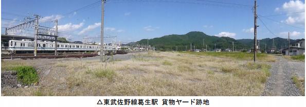 東武鉄道、メガソーラー事業に参入、栃木県佐野市で貨物ヤード跡地を活用