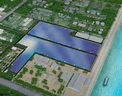 三井不動産、北海道苫小牧市で3施設目のメガソーラー、他社保有地を活用