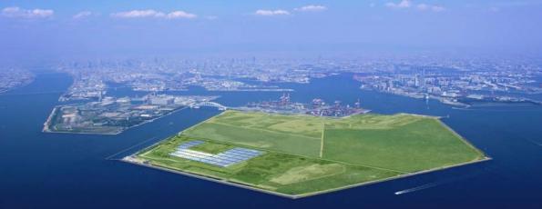 ジュピターテレコムなど7社、大阪で官民協働型メガソーラー共同事業を始動