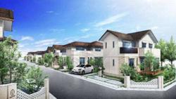 トヨタホーム、北九州市で合計70 区画のスマートハウス分譲を開始