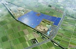 茨城県潮来市に14MWのメガソーラー発電所を建設