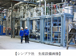 双日子会社、オランダの樹脂加工メーカーと提携し耐熱性バイオ樹脂を国内販売