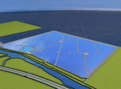 日立、丸紅子会社から大分県の81.5MWメガソーラー建設を一括受注