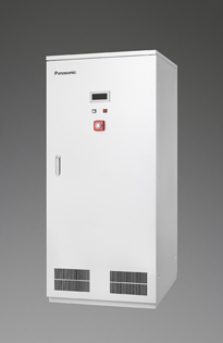 パナソニック、低温、屋外対応のリチウムイオン蓄電システムを発表