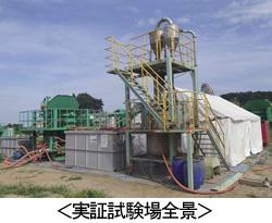 三菱製紙、南相馬での磁性吸着剤を用いた汚染焼却飛灰除染処理、大幅減容化を実証