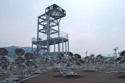宮崎大の太陽光集光装置、2013年度から水素製造実験開始