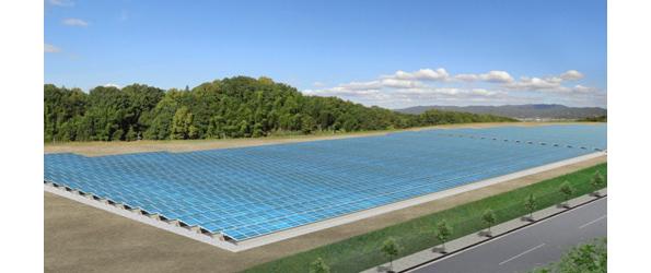 関西電力、京都府精華町に2MWのメガソーラーを建設