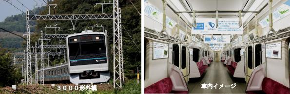 小田急電鉄、公共交通機関の利用など「スマートムーブ」を電車内で呼びかけ