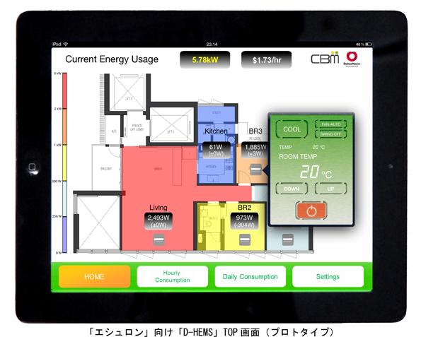 海外のマンションにECHONET Lite対応のHEMSが初導入 iPadで操作