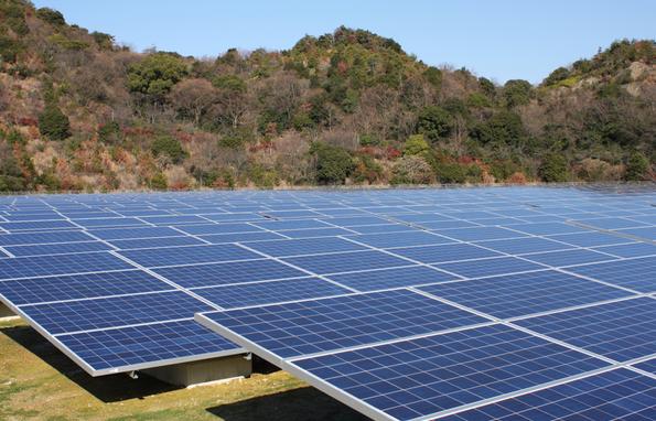 和歌山県最大のメガソーラーが完成 ノーリツ鋼機グループ敷地内に