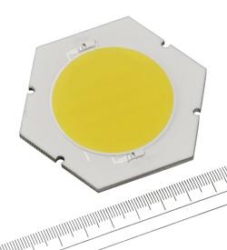 シャープの高天井・街路灯向けLEDデバイス、明るさ14,000lmに