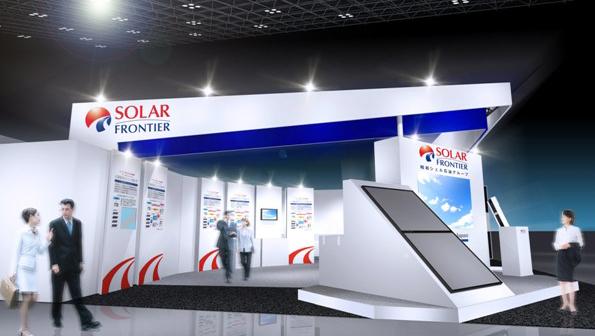 ソーラーフロンティア、住宅向け太陽電池新架台や見える化商品をPV EXPOで展示