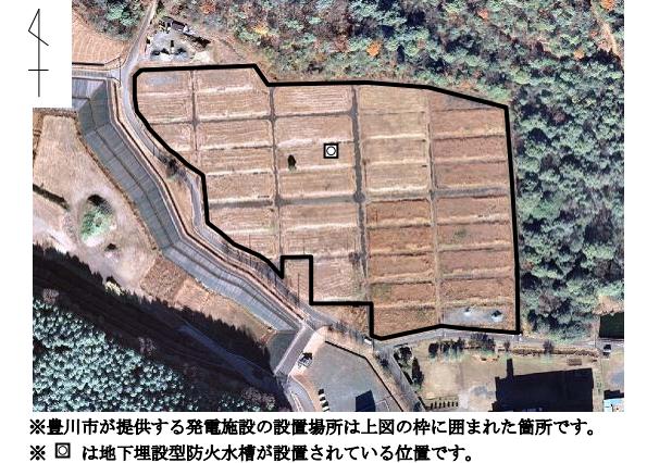 愛知県豊川市、市営住宅跡地でメガソーラーを設置する事業者を募集