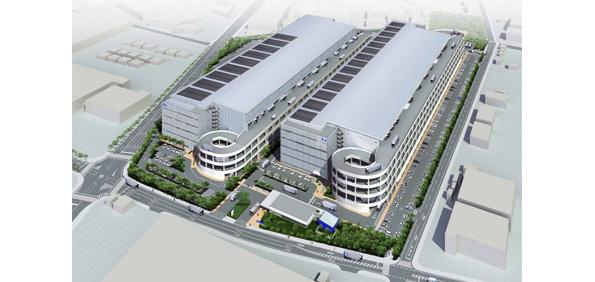 佐川急便、全国の物流施設78カ所で太陽光発電事業