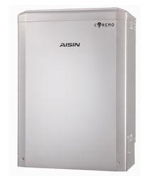 家庭用ガスコジェネ機器「コレモ」の性能アップ、2割小型化