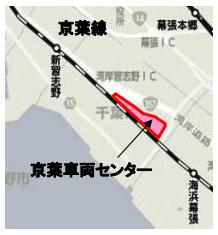 JR東日本、京葉線にメガソーラー設置 電力は電車の運行にも利用