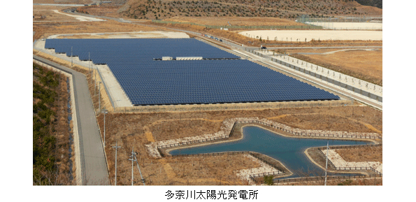 シャープ、関西空港跡地で2.7MWの太陽光発電所の運転開始