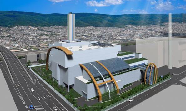 JFEエンジ、東大阪市のごみ処理施設の設計、施工を受注