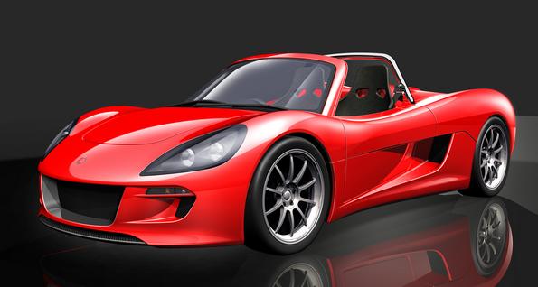 電気自動車のスポーツカー「トミーカイラZZ」のデザイン公開 予約受付も開始