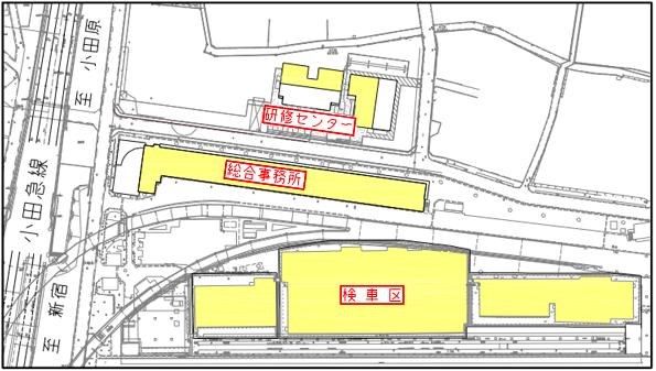 小田急電鉄、太陽光発電事業に参入 電車基地屋根や周辺の建物で