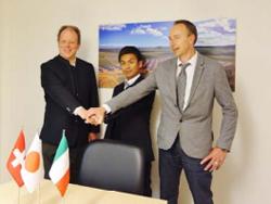 インターアクショングループ、太陽光発電事業で中国企業に続き欧州投資会社と提携