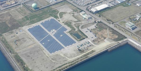 パナソニック、徳島県運営のメガソーラーに太陽電池モジュールを納入