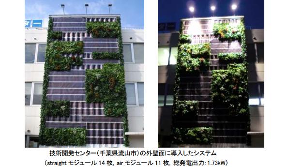 三井住友建設、曲がる太陽電池で建物外観をデザイン