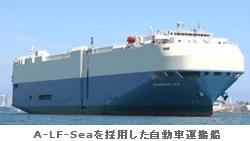 日本ペイントの船舶用塗料、燃費低減とCO2削減を実現