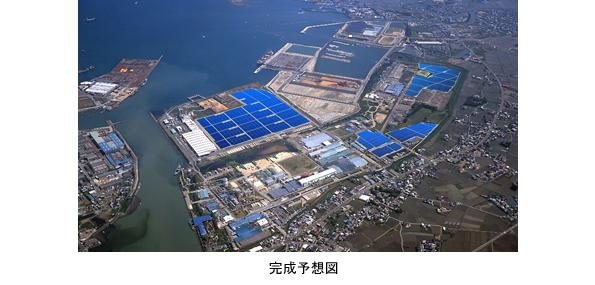 日本製紙、徳島県の社有地にメガソーラー 四国最大規模