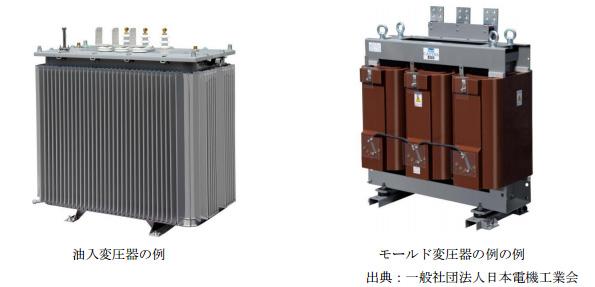 変圧器のJIS規格が改正 トップランナー基準対応のため、さらに省エネ化
