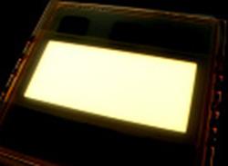 パナソニック開発の有機EL素子、LED照明と同等の発光効果