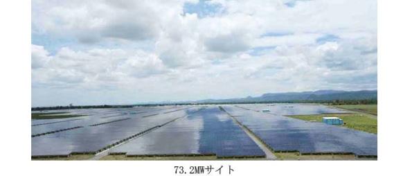 シャープなど、タイに約84MWのメガソーラーを建設 同国最大規模