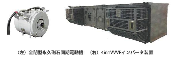 東芝、阪急電鉄の新型車両用駆動システムを受注 50%の省エネを実現
